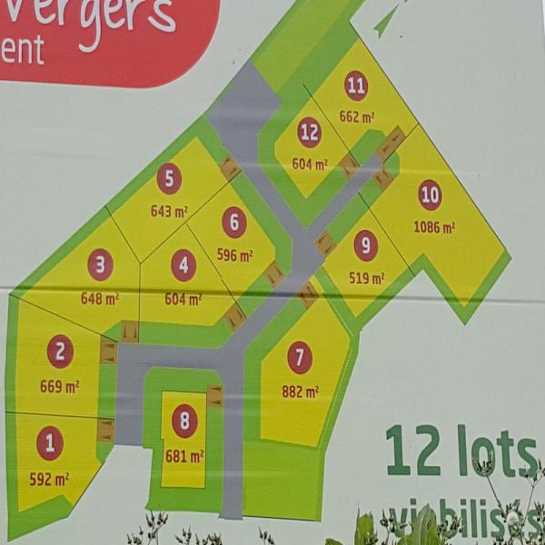 Offres de vente Terrain Trégomeur 22590